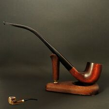 HAND MADE TOBACCO SMOKING PIPE CHURCHWARDEN LONG Brown  Lord of The Ring Gandalf