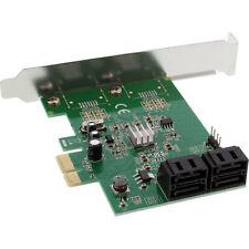 InLine PCI-Express Controller - 4x SATA bis zu 6Gb/s (SATA III)