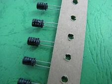 New Suncon 10pcs 50v 10uf 5x7 Aluminum Electrolytic Capacitors 10uf/50v