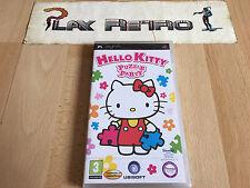 PSP HELLO KITTY PUZZLE PARTY (PRECINTADO) COMPLETO PAL ESPAÑA