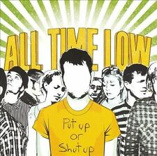 All Time Low-Put Up Or Shut Up  CD / EP NEW
