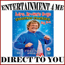 MRS BROWNS BOYS - CHRISTMAS CRACKER'D BIG BOX - 7 SPECIALS*BRAND NEW DVD BOXSET*