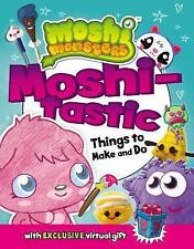 Moshi-tastic Things to Make and Do (Moshi Monsters)-ExLibrary