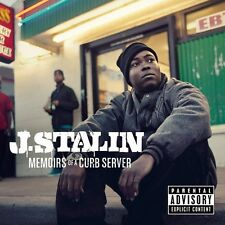 Memoirs Of A Curb Server - J. Stalin (2012, CD NIEUW) Explicit Version