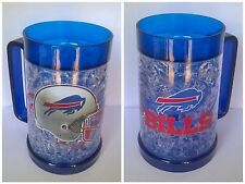Buffalo Bills NFL Helmet Logo Freezer Drinking Tankard Mug