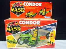 Vintage Kenner M.A.S.K. Condor with Brad Turner MISB Sealed Box Rare