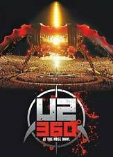 U2: 360° at the Rose Bowl (DVD, 2010)