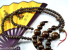 108 Beads Buddhist Prayer Beads 8mm Agarwood Eaglewood Aloeswood