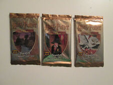 HARRY POTTER TRADING BOOSTER PACK EXPERT ADVANCED