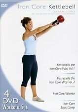 Iron Core Kettlebell (2011, DVD New)