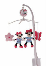 Disney  Minnie Mouse  Baby Crib Musical Mobile
