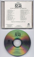 MARK MANCINA & PHIL COLLINS Brother Bear Original Score US MPAA promo only CD