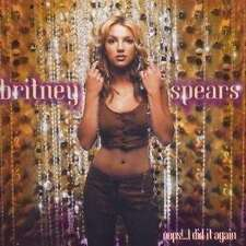 Oops!.. I Did It Again - Britney Spears CD JIVE RECORDS ZOMBA
