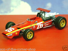 IXO 1/43 LA STORIA FERRARI 312 F1 #26 JACKY ICKX WINNER FRENCH GP 1968 SF13/68