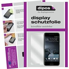 2x HTC One A9 Schutzfolie Display Folie passend für das HTC One A 9 klar dipos