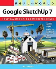 Real World Google SketchUp 7-ExLibrary