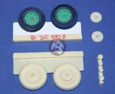 CMK 1/35 Ford Quad 4x4 Wheels 10.5x20 General Purpose (Dunlop) (Tamiya) B35007