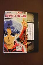 VHS originale Yamato Special PROTEGGI LA MIA TERRA (PLEASE SAVE MY EARTH) n.1
