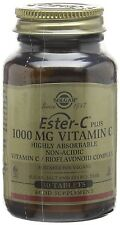Solgar Ester-C Plus 1000 mg vitamina C 30 Tabletas