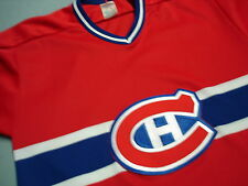 Vintage CCM Montreal Canadiens Hockey Jersey Medium