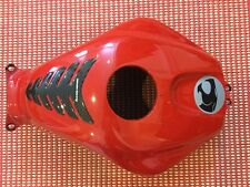 03 04 Honda CBR600RR 600 OEM Tank Fairing CowL Fuel Cover Plastic Red Black GAS