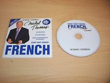 Michel Thomas Learn French Disc Seven 7 No Reading No Writing (Daily Express)