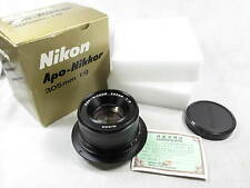 NIKON APO-NIKKOR 305mm f9 BARREL/ENLARGER LENS MINT
