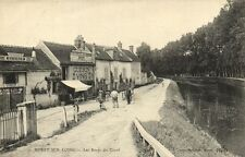 CPA  Moret-sur-Long - Les Bords du Canal   (171293)