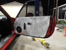 01-05 LRB Speed MAZDA MX-5 Miata Aluminum Door Panel Card NB NB2 JDM BOTH SIDES