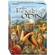 A Feast for Odin Board Game NEW Factory Sealed