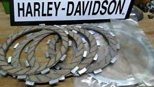Harley clutch DRIVE disc FRICTION PLATE OEM SPORTSTER 5 SPEED WET HUGGER XLH 883