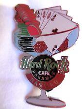 Hard Rock Cafe Nassau Margarita Gaming Glass '01 Pin