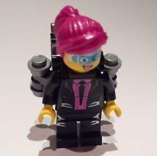 LEGO 71065 Ultra Agents Carla Phoenix & Jet Pack Minifigure (split from 70165)