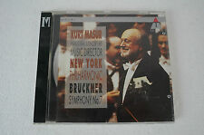 Bruckner - Symphony No.7, Kurt Masur, New York Philharmonic, CD (Box 56)