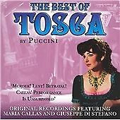 The Best Of Tosca By Puccini, Various Artists, Good CD