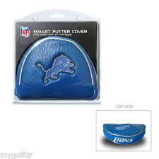 DETROIT LIONS NFL Licensed Mallet Putter Golf Club Headcover  SHIPS FREE!