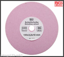 BGS - Spare Blade, 100 x 3,2 x 10 mm, For 3180 Chain Saw Sharpener - Pro - 3177