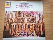 Prokofiev: Romeo & Juliet – Suite; Chout - Suite;  Claudio Abbado, London Sympho