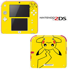 Vinyl Skin Decal Cover for Nintendo 2DS - Pokemon Pikachu