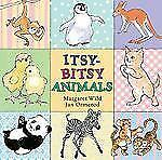 Itsy-Bitsy Animals, Wild, Margaret, New Books