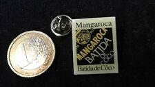 Batida de Coco Mangaroca Pin Badge