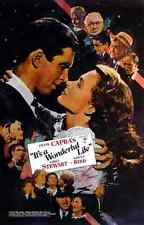 Film Its A Wonderful Life 01 A4 10x8 Photo Print