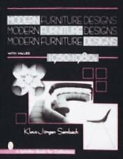 Modern Furniture Designs, 1950-1980s: An International Review of Modern Furnitur