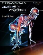 Texas Science Ser.Fundamentals of Anatomy and Physiology by Donald C. Rizzo...