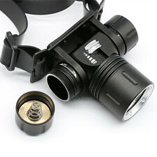 New CREE XML L2 1600Lm LED QT Scuba Diving Headlight torch Headlamp