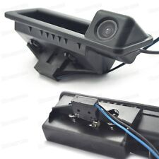 Car Trunk Handle Rear View Camera Backup Parking for BMW X1 2010-2015 12 13 14