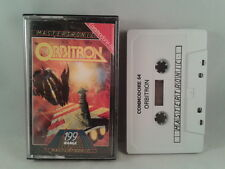 C64 COMMODORE 64/128 ORBITRON MASTERTRONIC