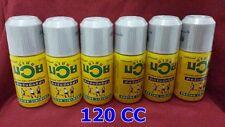 NAMMAN MUAY Thai Kickboxing Liniment Oil Sport Pain Relief (1 x 120 CC )