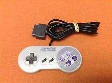 Official OEM Super Nintendo SNES Original Brand Controller Nice Working SNS-005!