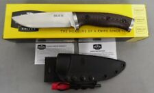BUCK KNIFE 0863BRS 863BRS 863 SELKIRK SURVIVAL FIXED WHISTLE & FIRE STARTER NEW!